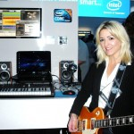 Music Creator at 2010 CES Intel Booth Pic 2