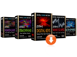 Z3TA+ 2 Expansion Packs by DSF