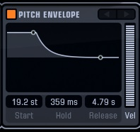 AD2: Pitch Envelopes and much more than just drum samples