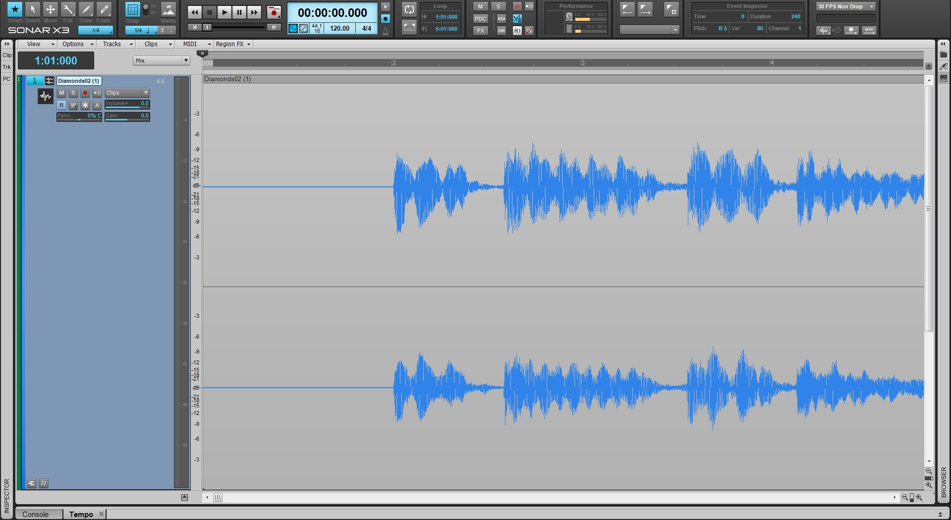 SONAR Tips: How to Easily Sync Your DAW to Audio