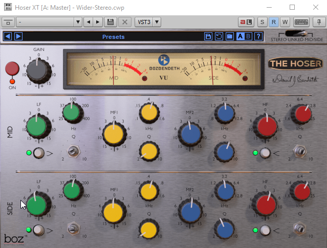 Mid/Side EQ Can Make Your Mix Sound Wider