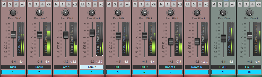 Widen Your Mix With Contrast Panning