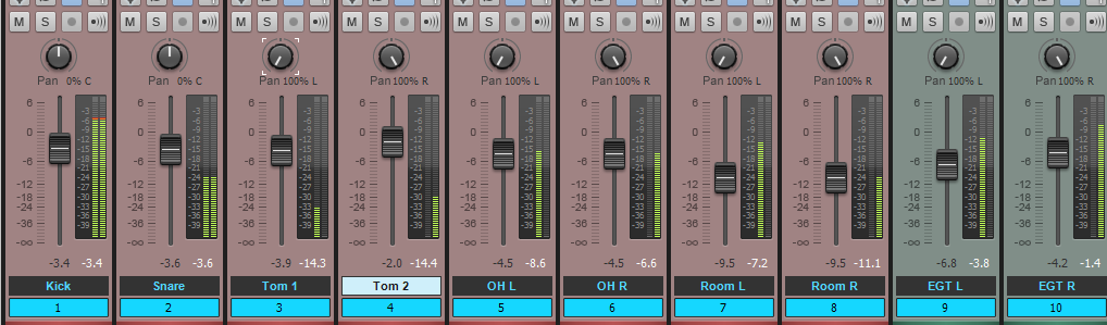Wider Mixes with LCR Panning