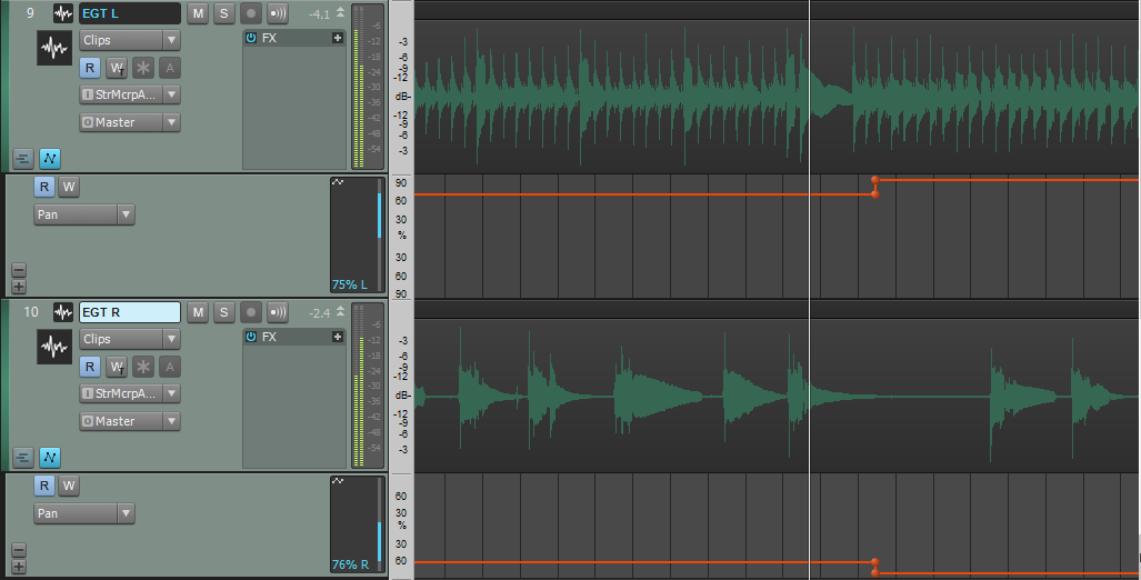 Utilizing Pan Automation to Widen Your Mix