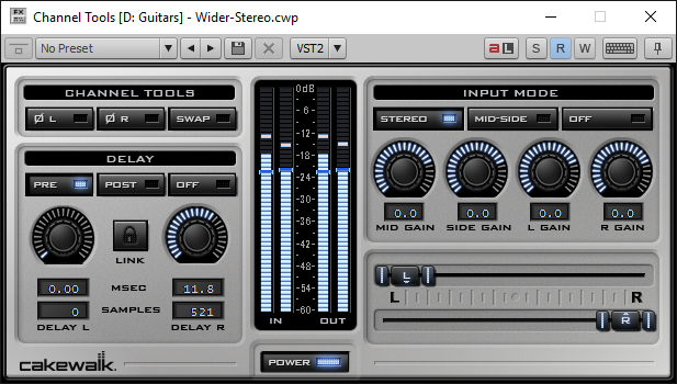 Delay Can Make Your Mix Wider