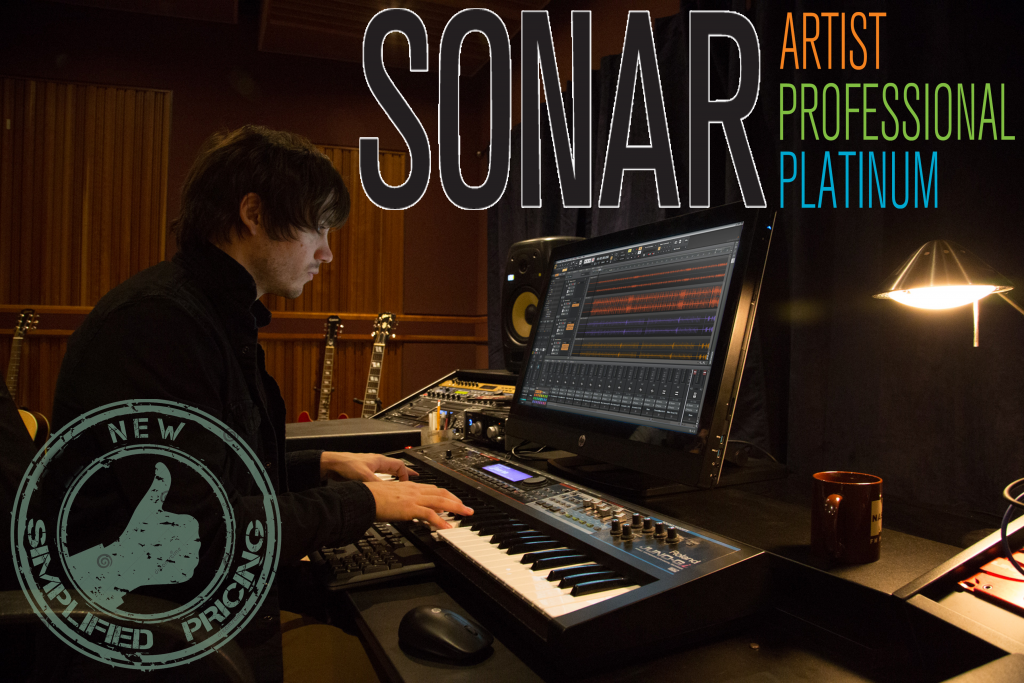 Simplified Pricing for SONAR